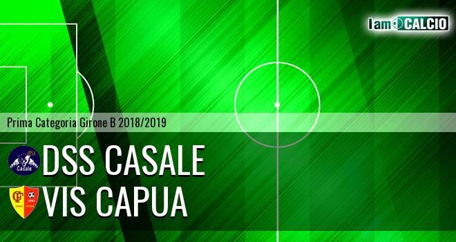 DSS Casale - Vis Capua
