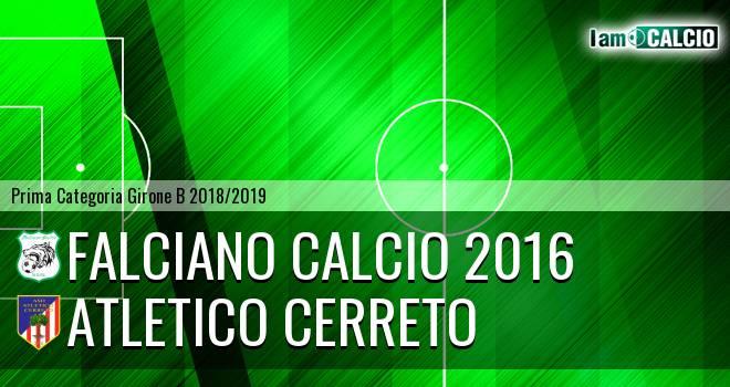 Falciano Calcio 2016 - Atletico Cerreto