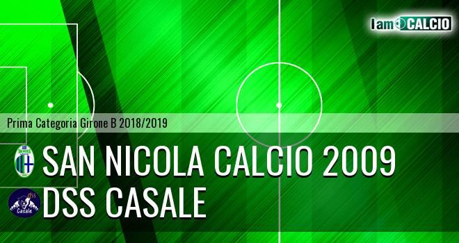 San Nicola Calcio 2009 - Real Agro Aversa