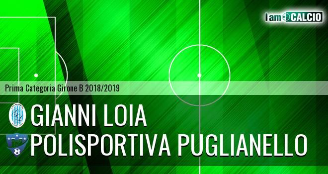 Gianni Loia - Polisportiva Puglianello