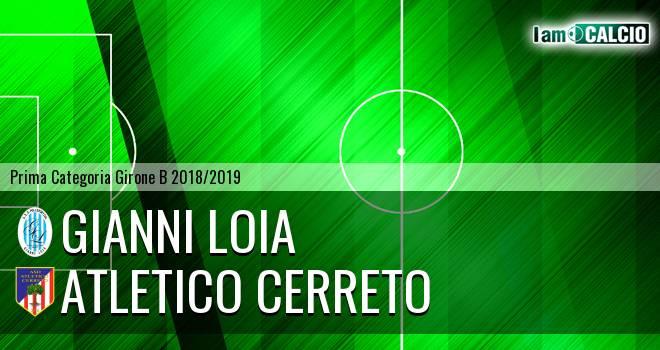 Gianni Loia - Atletico Cerreto