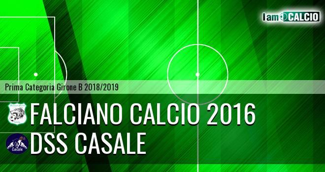 Falciano Calcio 2016 - Real Agro Aversa