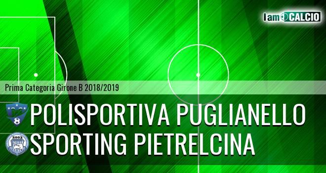 Polisportiva Puglianello - Sporting Pietrelcina