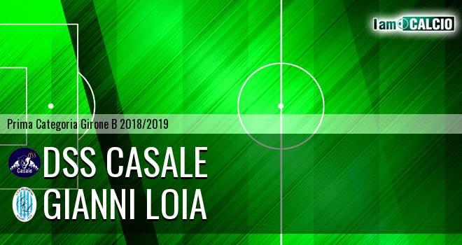 DSS Casale - Gianni Loia