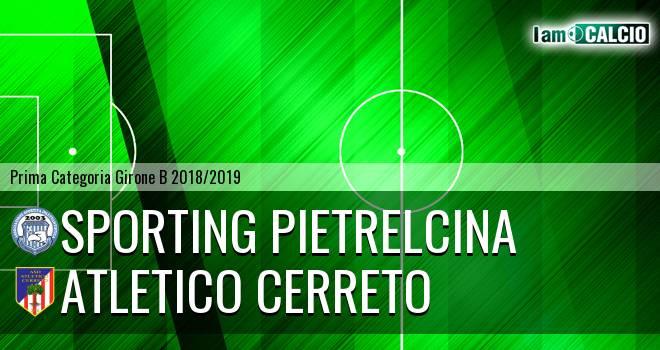 Sporting Pietrelcina - Atletico Cerreto