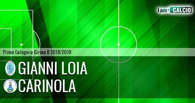 Gianni Loia - Carinola