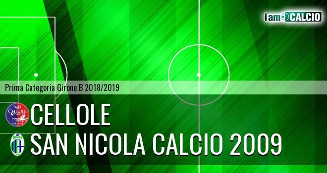 Cellole - San Nicola Calcio 2009