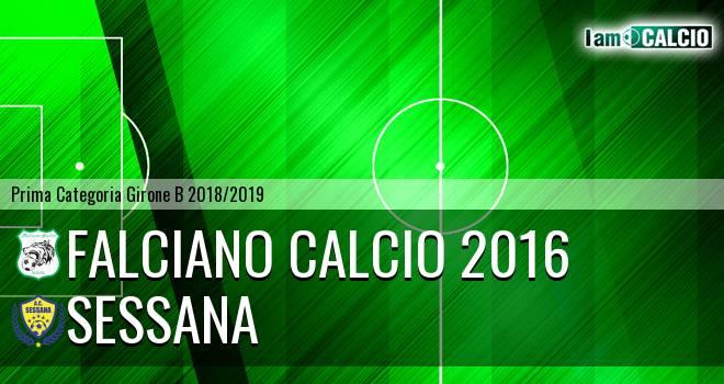 Falciano Calcio 2016 - Sessana