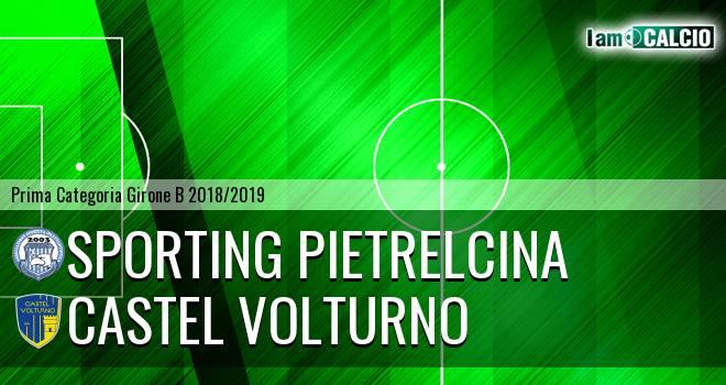Sporting Pietrelcina - Castel Volturno