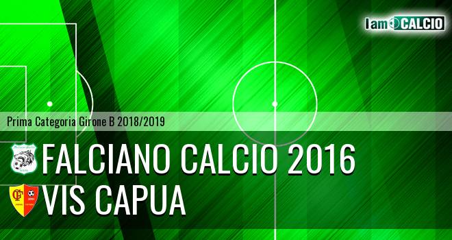 Falciano Calcio 2016 - Vis Capua