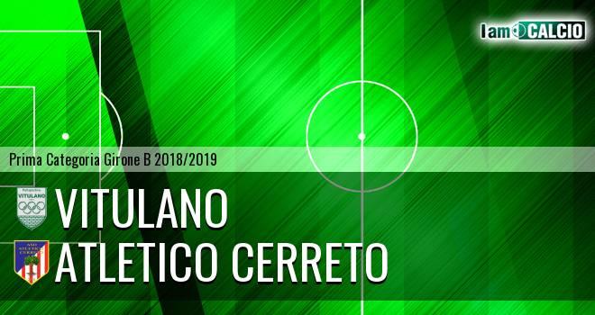 Vitulano - Atletico Cerreto