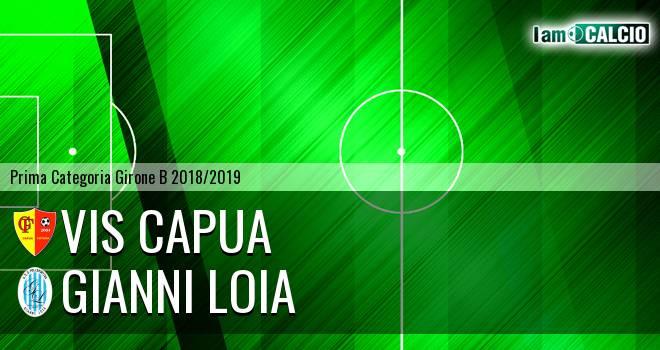 Vis Capua - Gianni Loia