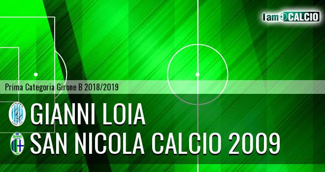 Gianni Loia - San Nicola Calcio 2009