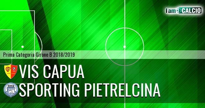 Vis Capua - Sporting Pietrelcina