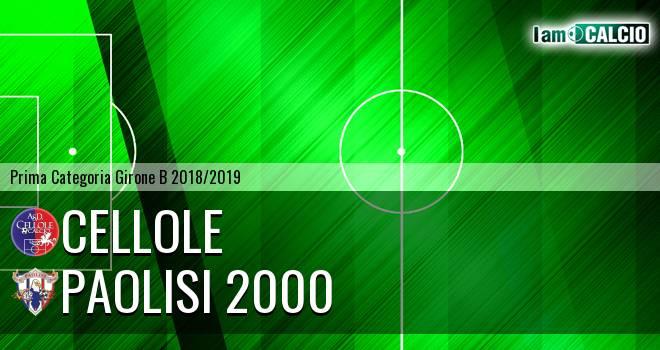 Cellole - Paolisi 2000