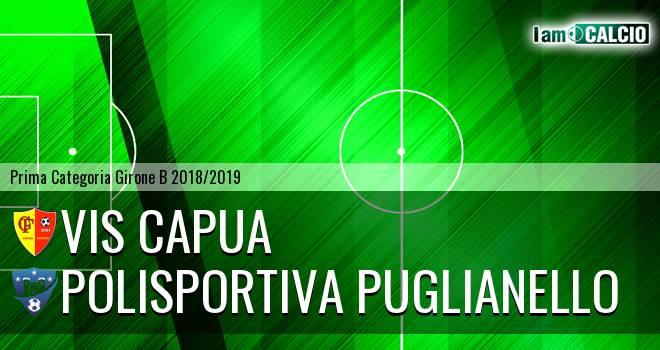 Vis Capua - Polisportiva Puglianello