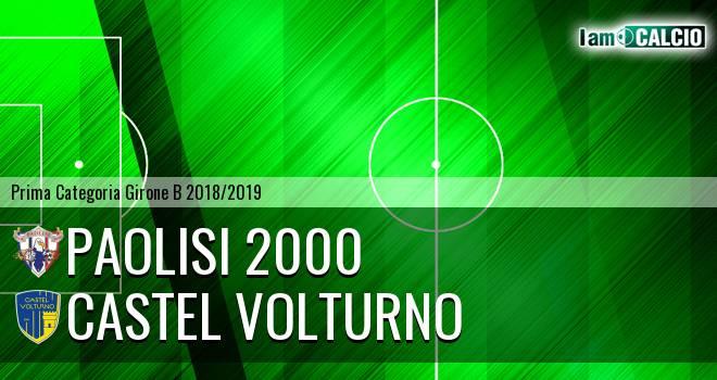 Paolisi 2000 - Castel Volturno