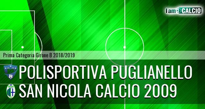 Polisportiva Puglianello - San Nicola Calcio 2009