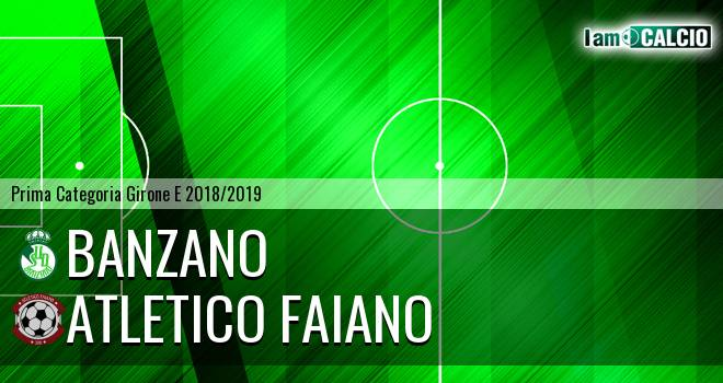 Banzano Montoro - Atletico Faiano