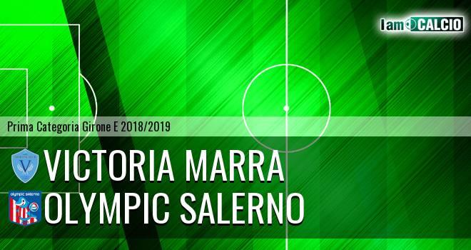 Victoria Marra - Olympic Salerno
