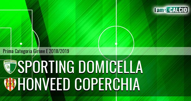 Sporting Domicella - Honveed Coperchia