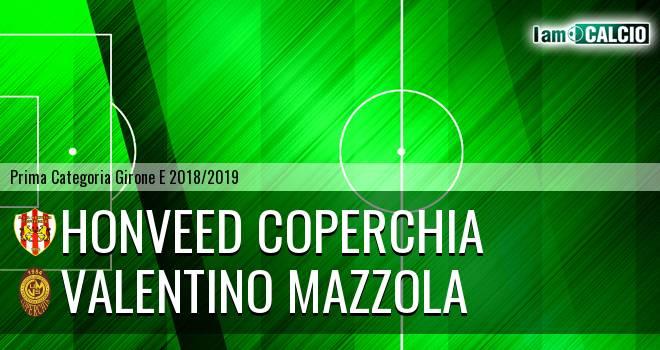 Honveed Coperchia - Valentino Mazzola