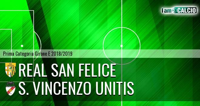 Real San Felice - S. Vincenzo Unitis
