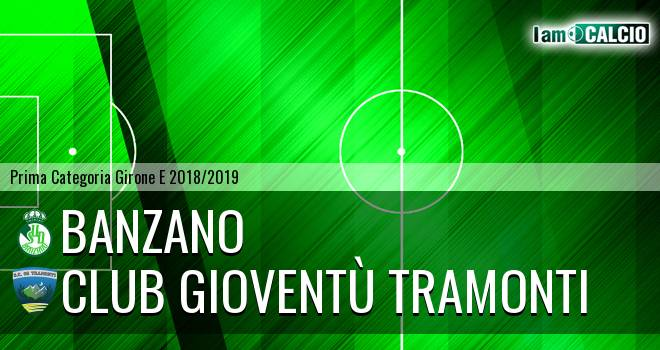 Banzano Montoro - Club Gioventù Tramonti
