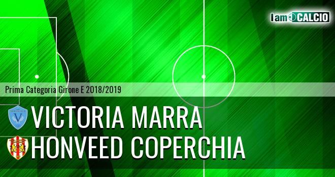 Victoria Marra - Honveed Coperchia