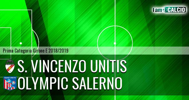 S. Vincenzo Unitis - Olympic Salerno