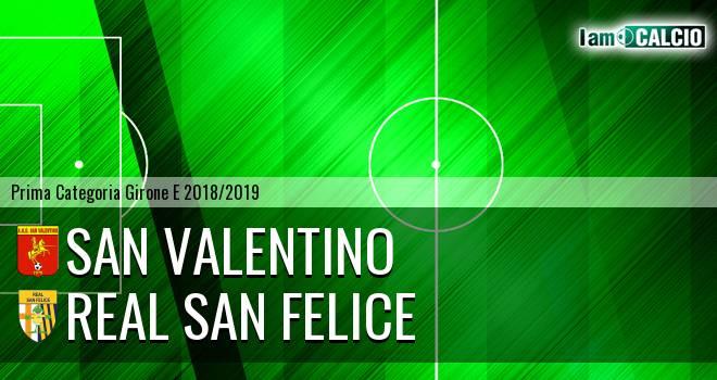 San Valentino - Real San Felice