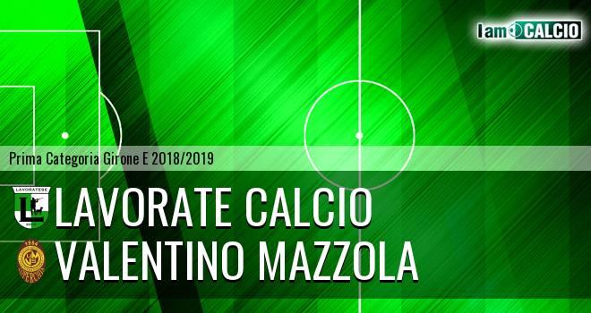Lavorate Calcio - Valentino Mazzola