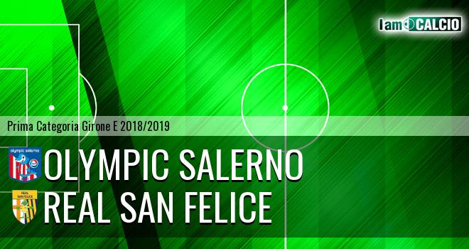 Olympic Salerno - Real San Felice