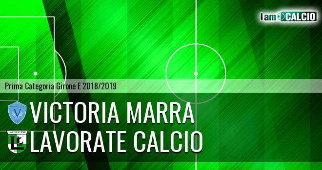 Victoria Marra - Lavorate Calcio