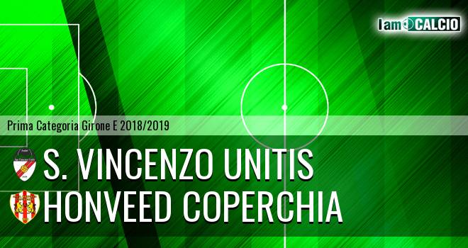 S. Vincenzo Unitis - Honveed Coperchia