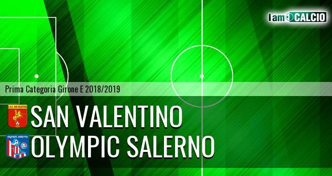 San Valentino - Olympic Salerno