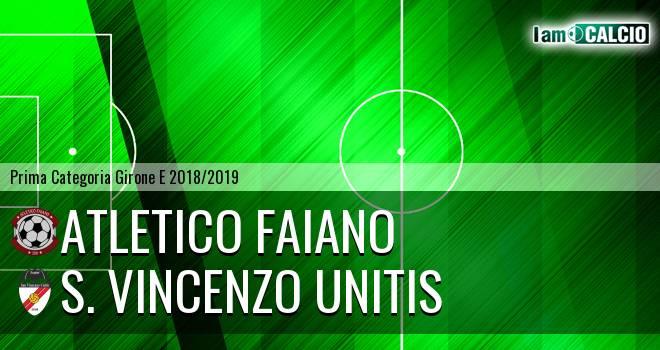 Atletico Faiano - S. Vincenzo Unitis