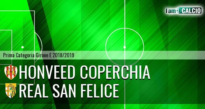 Honveed Coperchia - Real San Felice