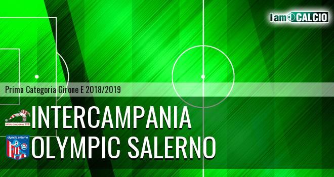 Intercampania - Olympic Salerno