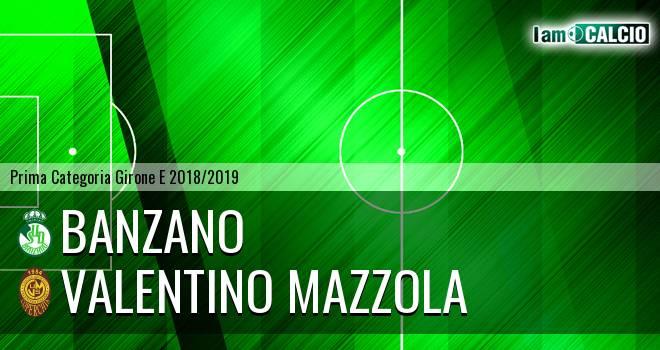 Banzano Montoro - Valentino Mazzola