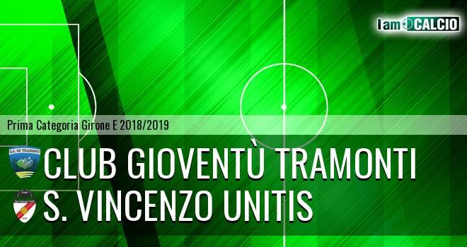 Club Gioventù Tramonti - S. Vincenzo Unitis