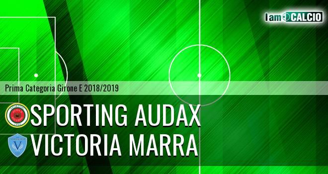 Sporting Audax - Victoria Marra