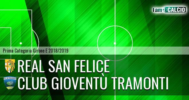 Real San Felice - Club Gioventù Tramonti