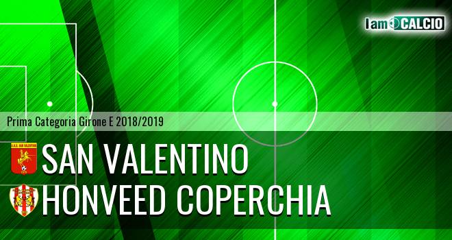 San Valentino - Honveed Coperchia