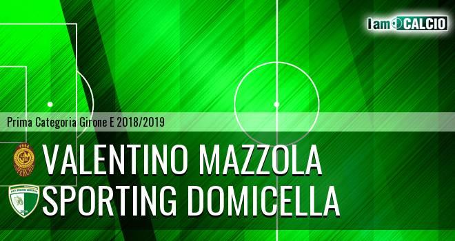 Valentino Mazzola - Sporting Domicella