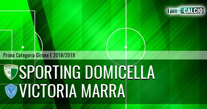 Sporting Domicella - Victoria Marra