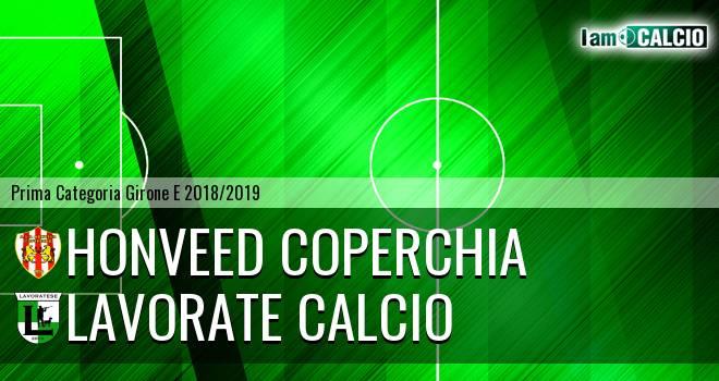 Honveed Coperchia - Lavorate Calcio