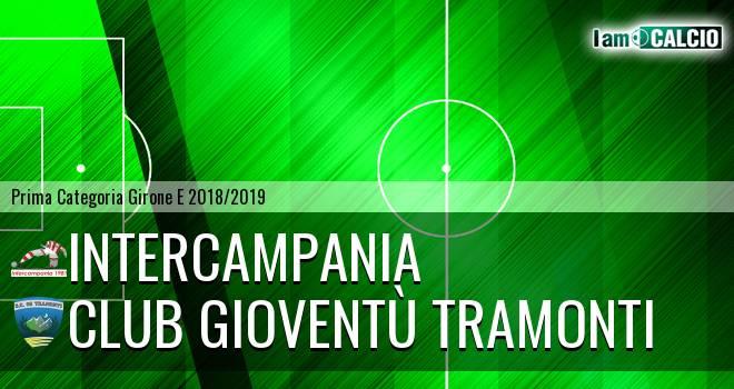 Intercampania - Club Gioventù Tramonti