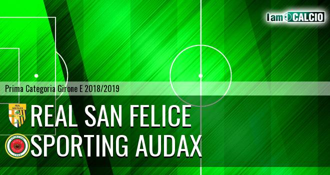 Real San Felice - Sporting Audax