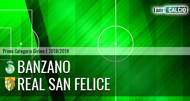 Banzano - Real San Felice